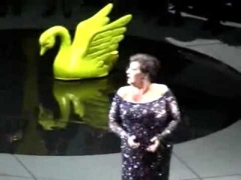Janina Baechle als Ortrud / Richard Wagner