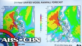 PAGASA holds press briefing | 26 June 2019