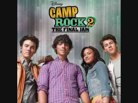 Wouldn't Change A Thing - Camp Rock 2 Soundtrack