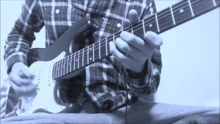 【Full】灼熱の卓球娘 OP 「灼熱スイッチ」 ギター弾いてみた