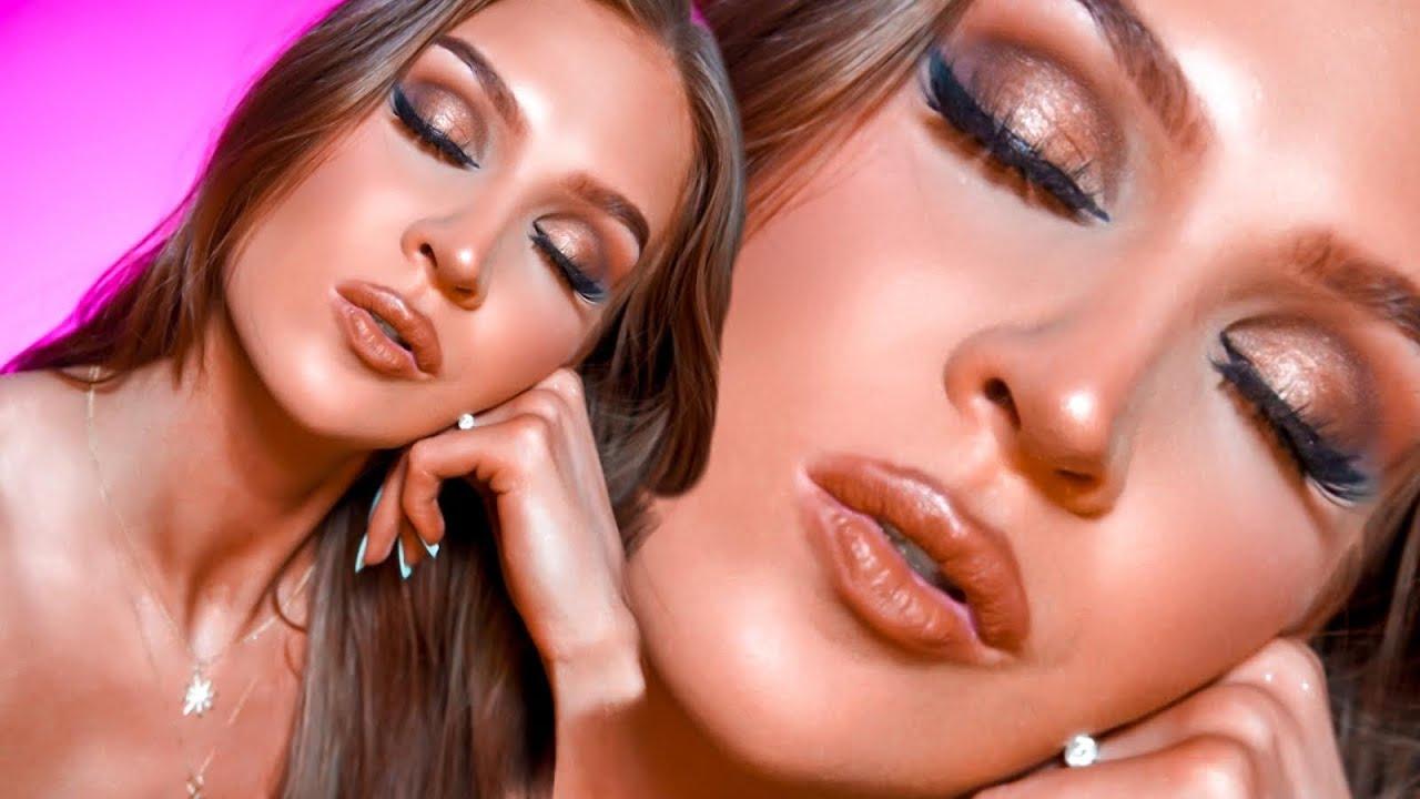BRONZED GODDESS | Bronze makeup para verano ✨