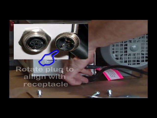 3: Peter Pugger VPM lerkvarn – Uppackning, montering och användning