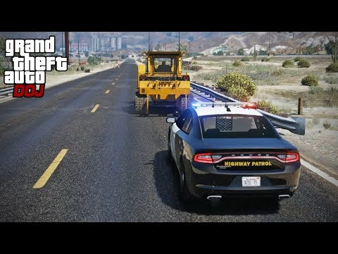 GTA 5 Roleplay - DOJ 285 - Getting To Work (Criminal)