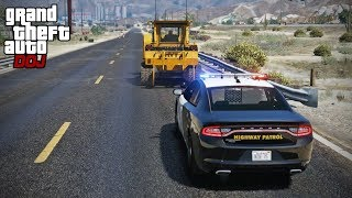 GTA 5 Roleplay - DOJ 285 - Getting To Work (Criminal)