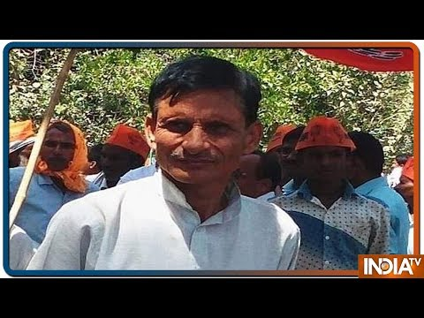 BJP leader Smriti Irani's close aide Surendra Singh shot dead in Amethi