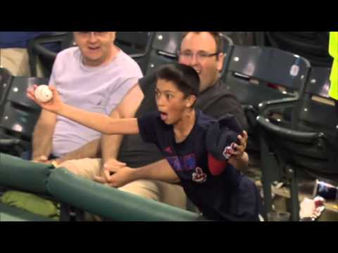 Miggy Gives Young Fan His Bat & Gloves