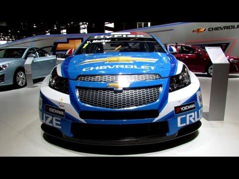 2012 Chevrolet Cruze WTCC Race Car - Exterior - 2012 Paris Auto Show