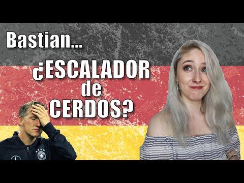 FAMOSOS ALEMANES con APELLIDOS RAROS ?| AndyGM