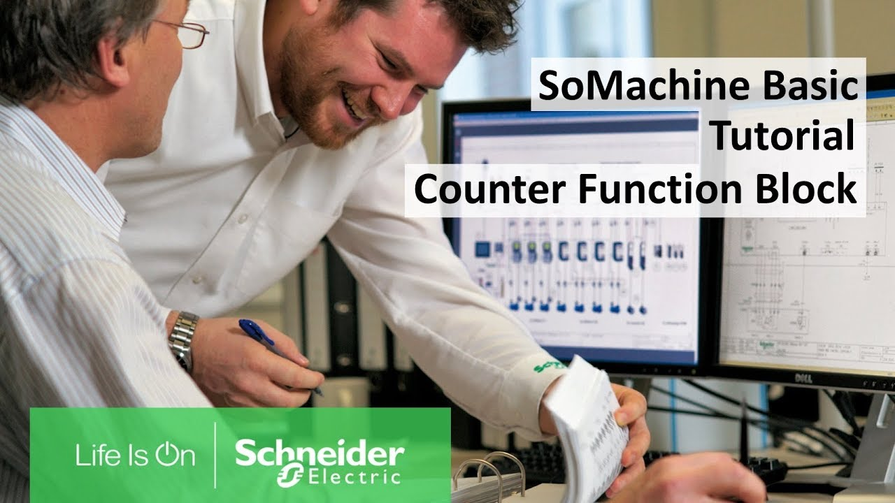 Tutorial somachine basic counter function block youtube ccuart