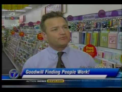 Goodwill Jobs Pay Off WXYZ 5 01 09