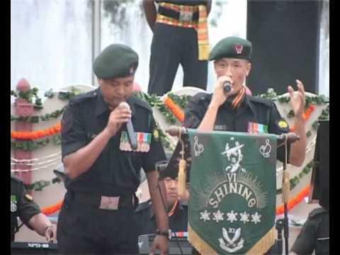 Army Personals Sang Shabad Deh Shiva Bar...