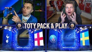 WALKOUT RETRO TOTY w PACK&PLAY! FIFA 19 / KOZA