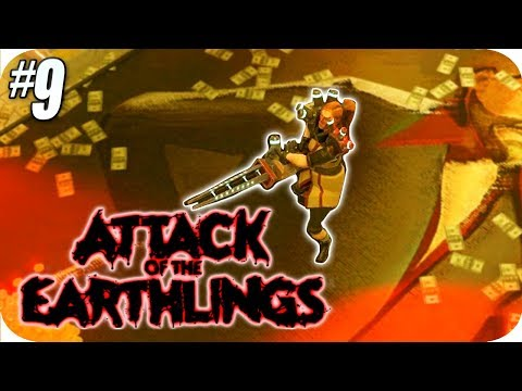 Attack of the Earthlings #9 Blitzit Vault Boss Fight!
