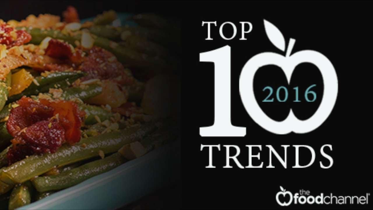 top ten food trends for 2016 youtube. Black Bedroom Furniture Sets. Home Design Ideas