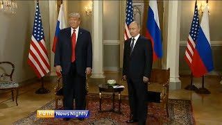 Lawmakers Respond to Trump-Putin Remarks - ENN 2018-07-16