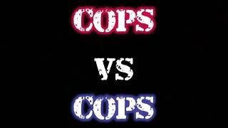 Rookie Cop Pulls Over Another Cop