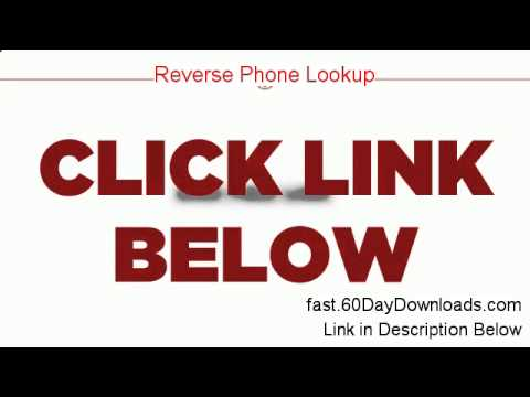 Reverse Phone Lookup Download PDF No Risk - Access It Without Risking