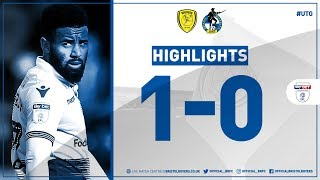 Match Highlights: Burton Albion 1-0 Bristol Rovers