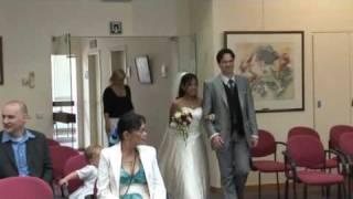 Myra & Danny wedding part 1