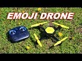 Emoji Drone - Altitude Hold WiFi FPV Quadcopter - Q Fly - TheRcSaylors