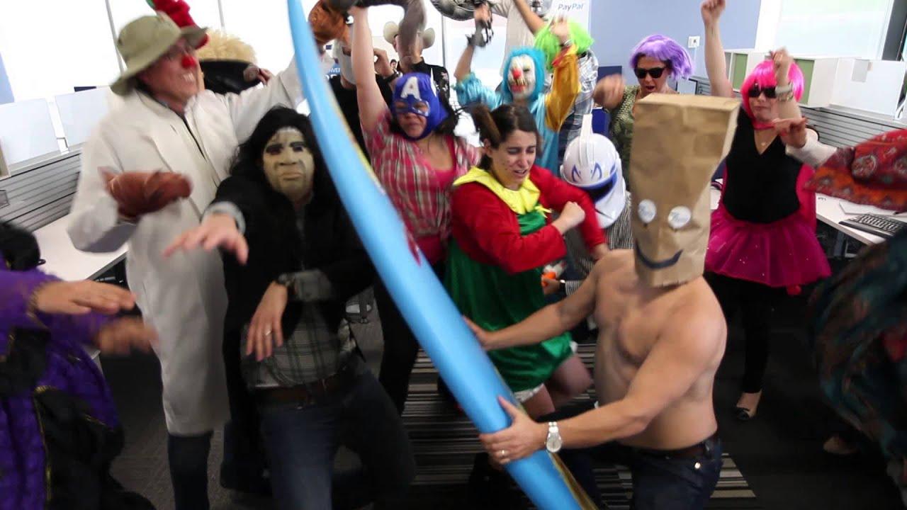 Paypal M Xico Harlem Shake Youtube