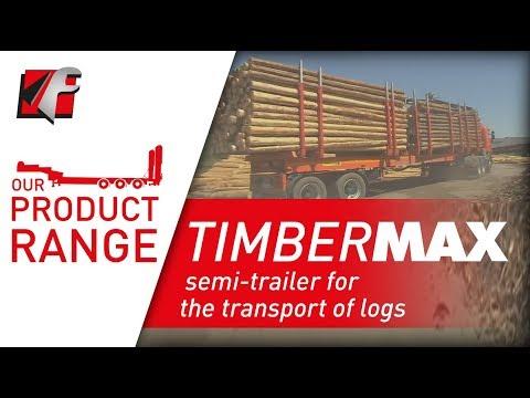 FAYMONVILLE Timbermax: semi-trailer for the transport of logs
