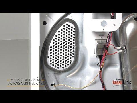 Lint Screen Foam Seal - Whirlpool Dryer