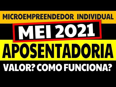 ✔ MEI 2021: APOSENTADORIA MEI