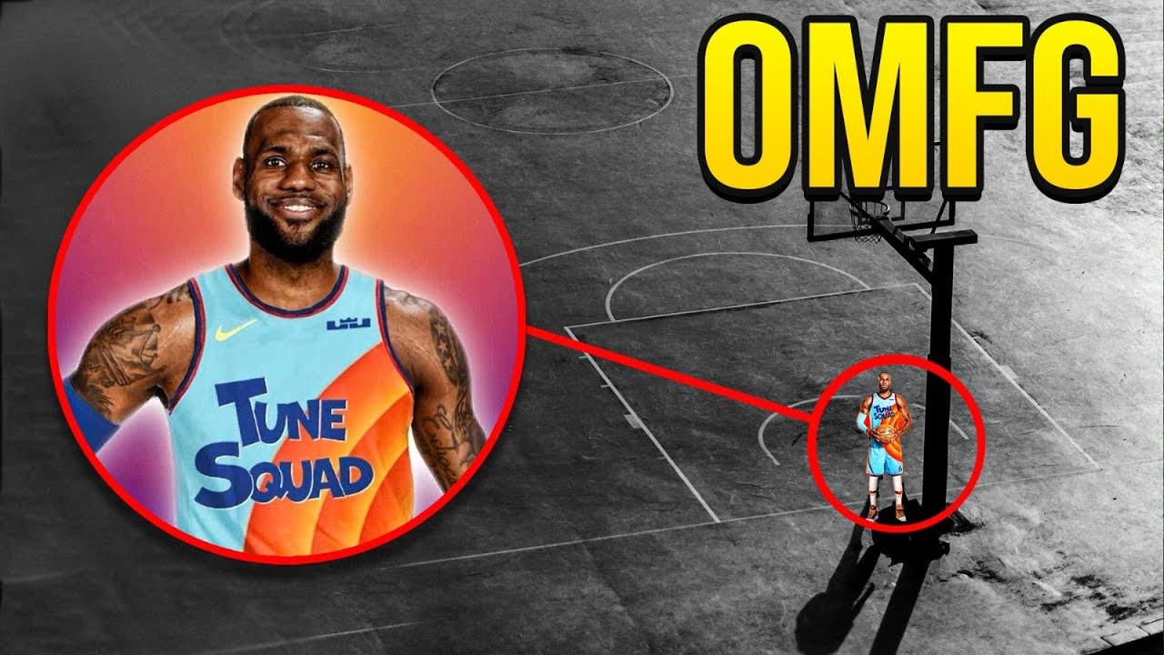 Download DRONE CATCHES LEBRON JAMES.EXE FROM SPACE JAM 2!! (LEBRON JAMES.EXE ATTACKED ME!)