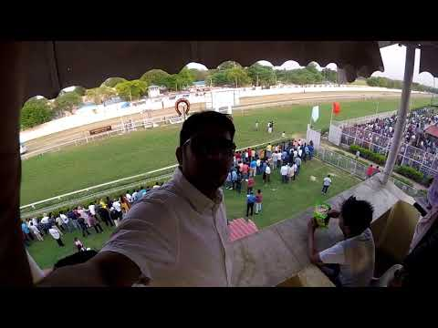 Indian Derby 2018 in Delhi Race Course