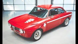 Modified 1966 Alfa Romeo Giulia Gt - One Take