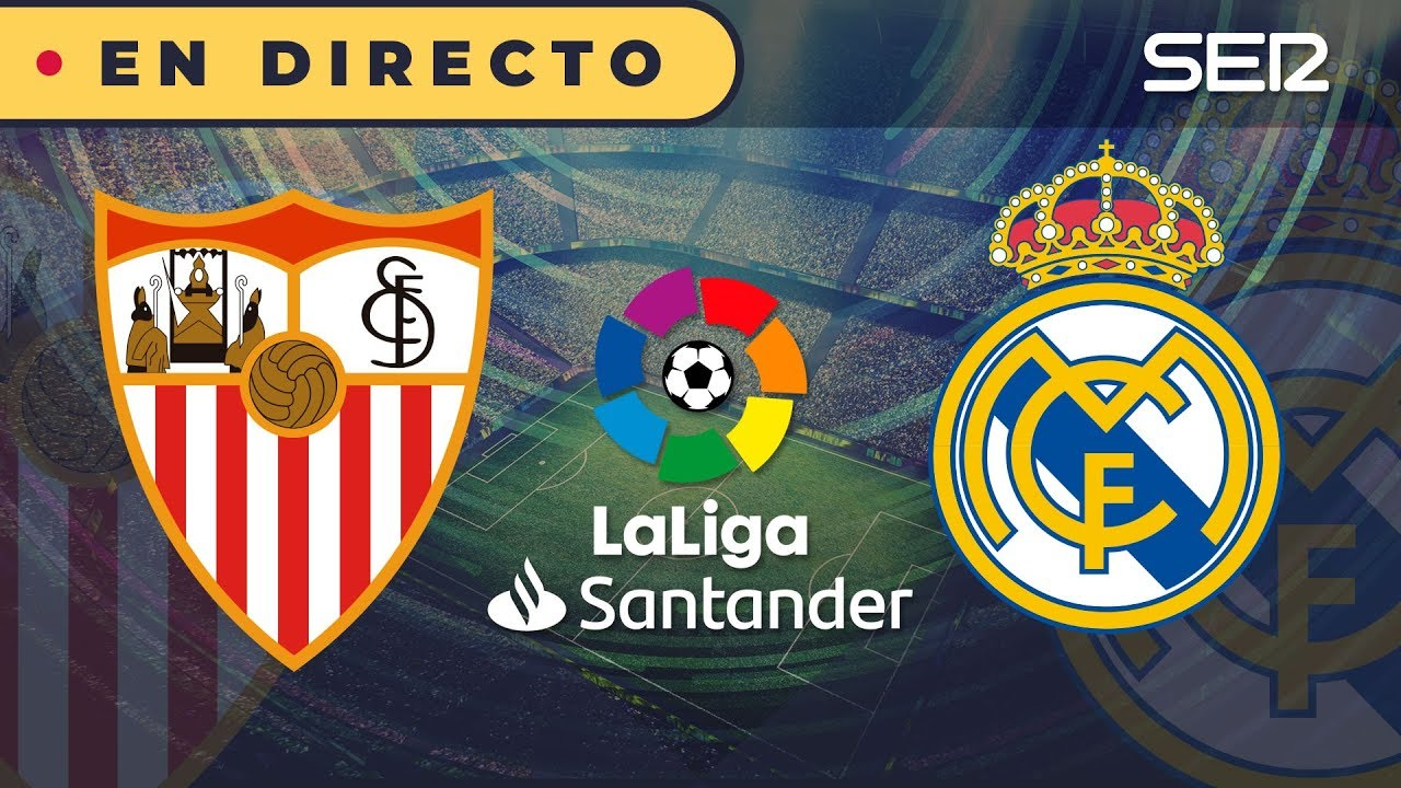 Cmo ver en vivo el Real Madrid vs Sevilla, de la Liga: Streaming ...