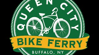 Queen City Bike Ferry - Buffalo, New York