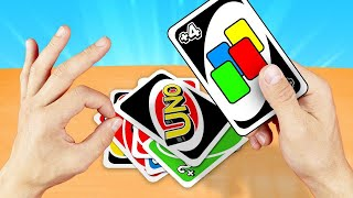 I Got The BEST HAND In UNO Against My FRIENDS! (impossible)