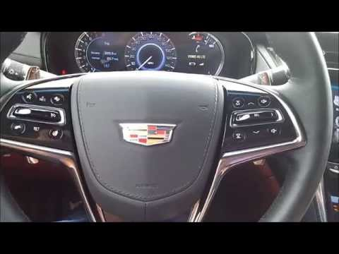2016 Cadillac Cts Interior Review