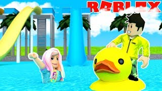 FAILAR fidanzata su WATER COUNTRY in ROBLOX