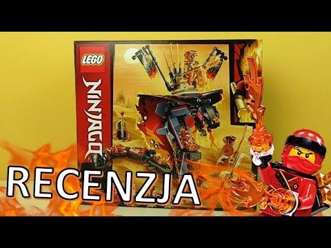 LEGO Ninjago Ognisty Kieł 70674 / RECENZJA