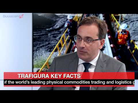 Christophe Salmon of Trafigura on financing commodities