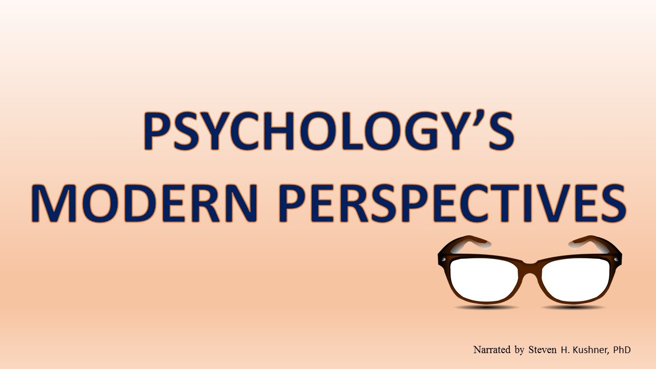ap psychology on the psychological perspectives