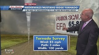 Two more Austin-area tornadoes confirmed to have hit Hays Co., Mustang Ridge