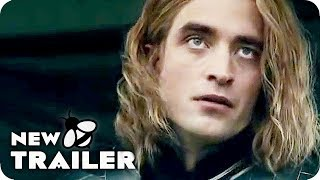 The King Trailer (2019) Robert Pattinson, Timothée Chalamet Netflix Movie