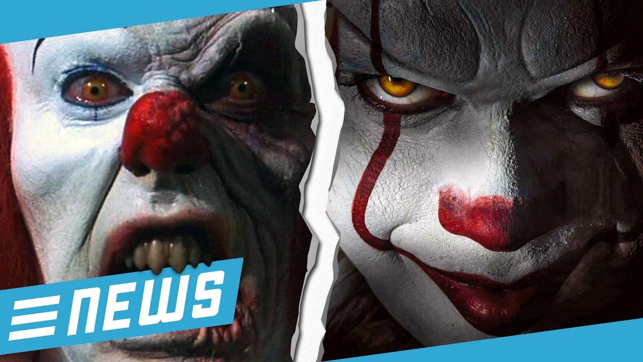 ES: So creepy ist der Killerclown! - FLIPPS News