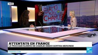 Zineb el Rhazoui, journaliste de Charlie Hebdo :