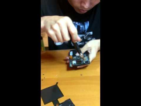 Xiaomi mi3 ganti lcd // dismantle disassembly mi3 spareparts