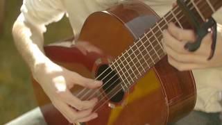 Ludovico Einaudi - Una Mattina (Guitar Cover) + TABS