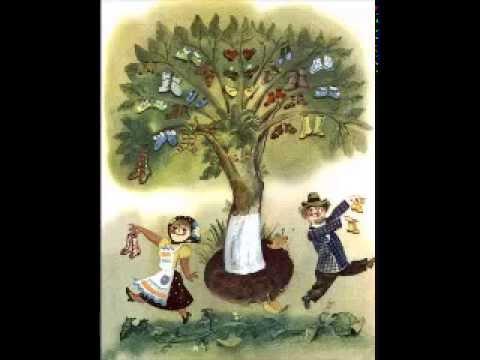 L'arbre à chaussures, Livre audio pour enfants en français