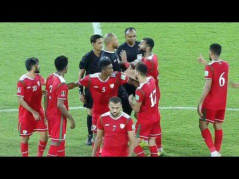 Oman Qatar Goals And Highlights
