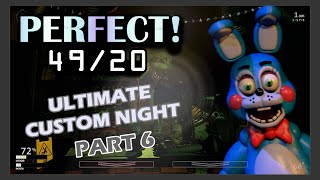 49/20 Bitti \\\\ FNaF Ultimate Custom Night Türkçe \\\\ Bölüm 6