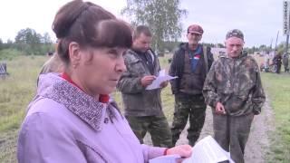 Россия: Брошенные среди тайги (видео)