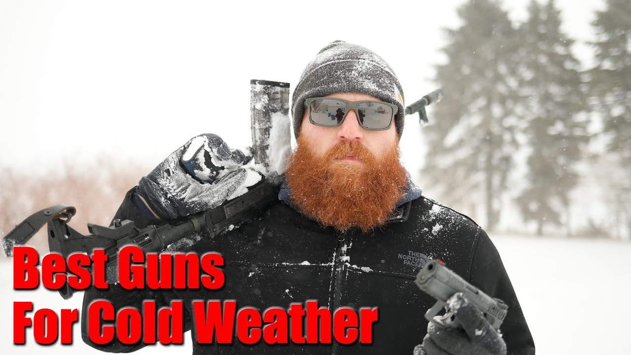 Top 5 Best Guns For Cold Weather